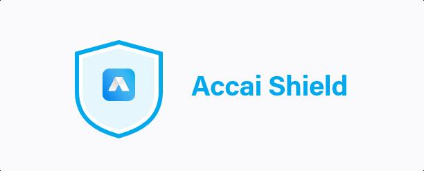Vymáhanie pohľadávok Accai Shield funckia
